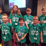 Image for the Tweet beginning: Today, our 1st–4th grade representatives