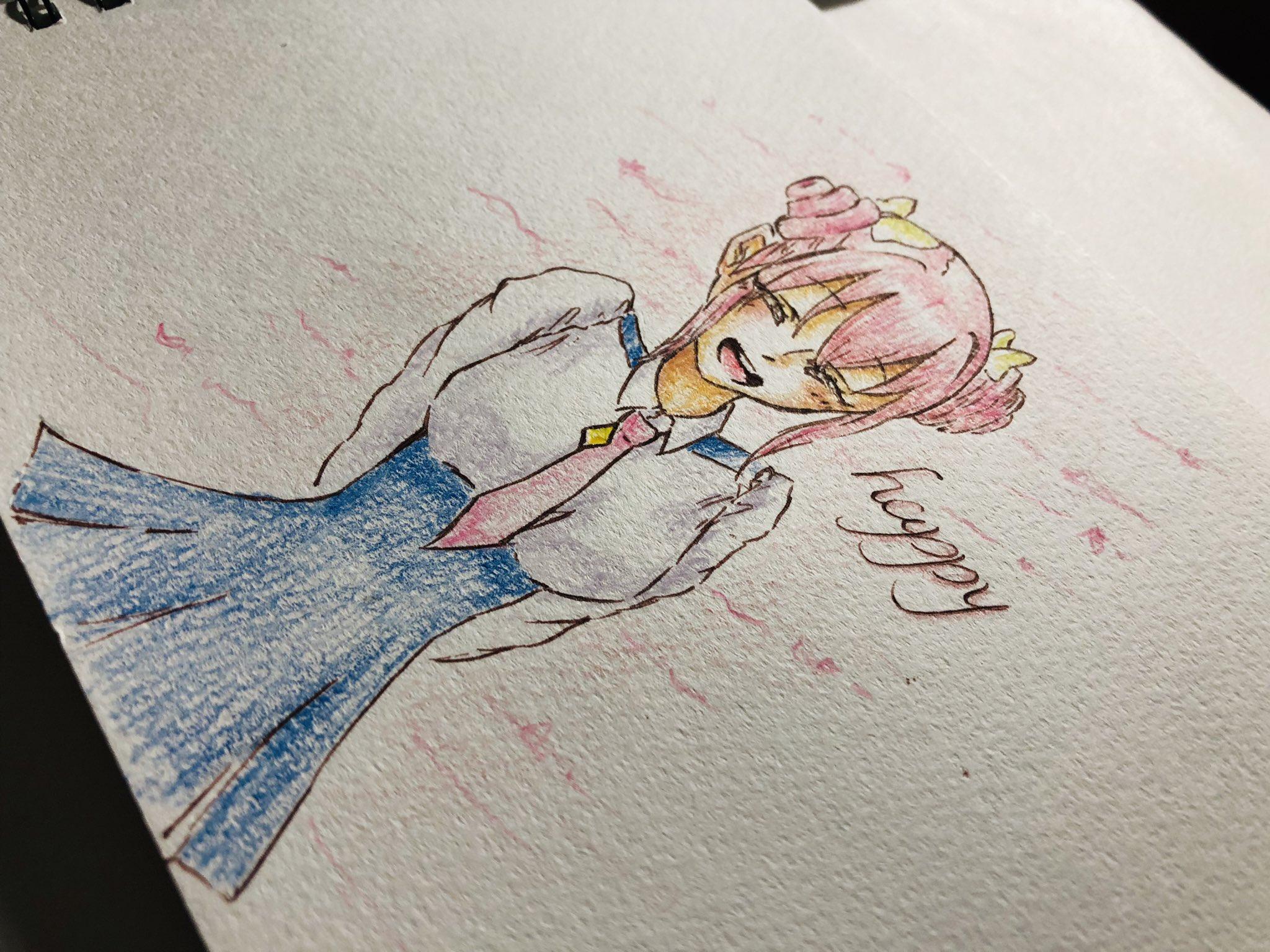 きゃきゃ。 (@KiraKiranemyu)さんのイラスト