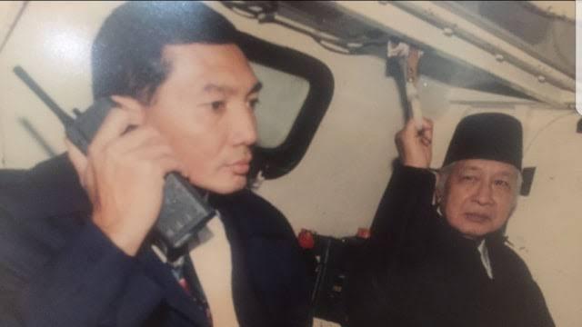 Sjafrie Sjamsoeddin, James Bond-nya Indonesia