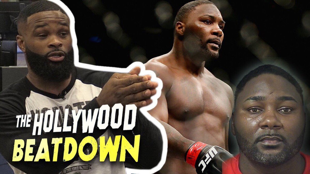 🗣NEW Episode of @TMZ_Sports The Hollywood Beatdown 👊🏾💥  @Anthony_Rumble arrested again? @ayeshacurry and @StephenCurry30 are #RelationshipGoals Check the link 👉 https://youtu.be/MiPcTzEEavE