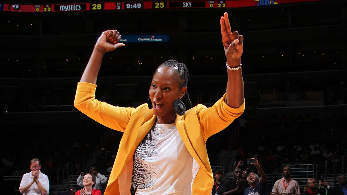 "In honor of #MentalHealthAwarenessMonth, checkout this case study on ""Mind/Game: The Unquiet Journey of Chamique Holdsclaw,"" a documentary film on former #WNBA player @Chold1 and her experiences dealing with mental health challenges 📰  http://cares.nba.com/chamique-holdsclaw/ …"