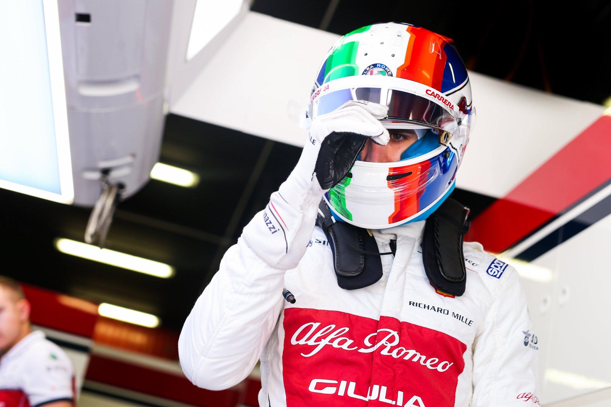 Alfa Romeo GP Spagna