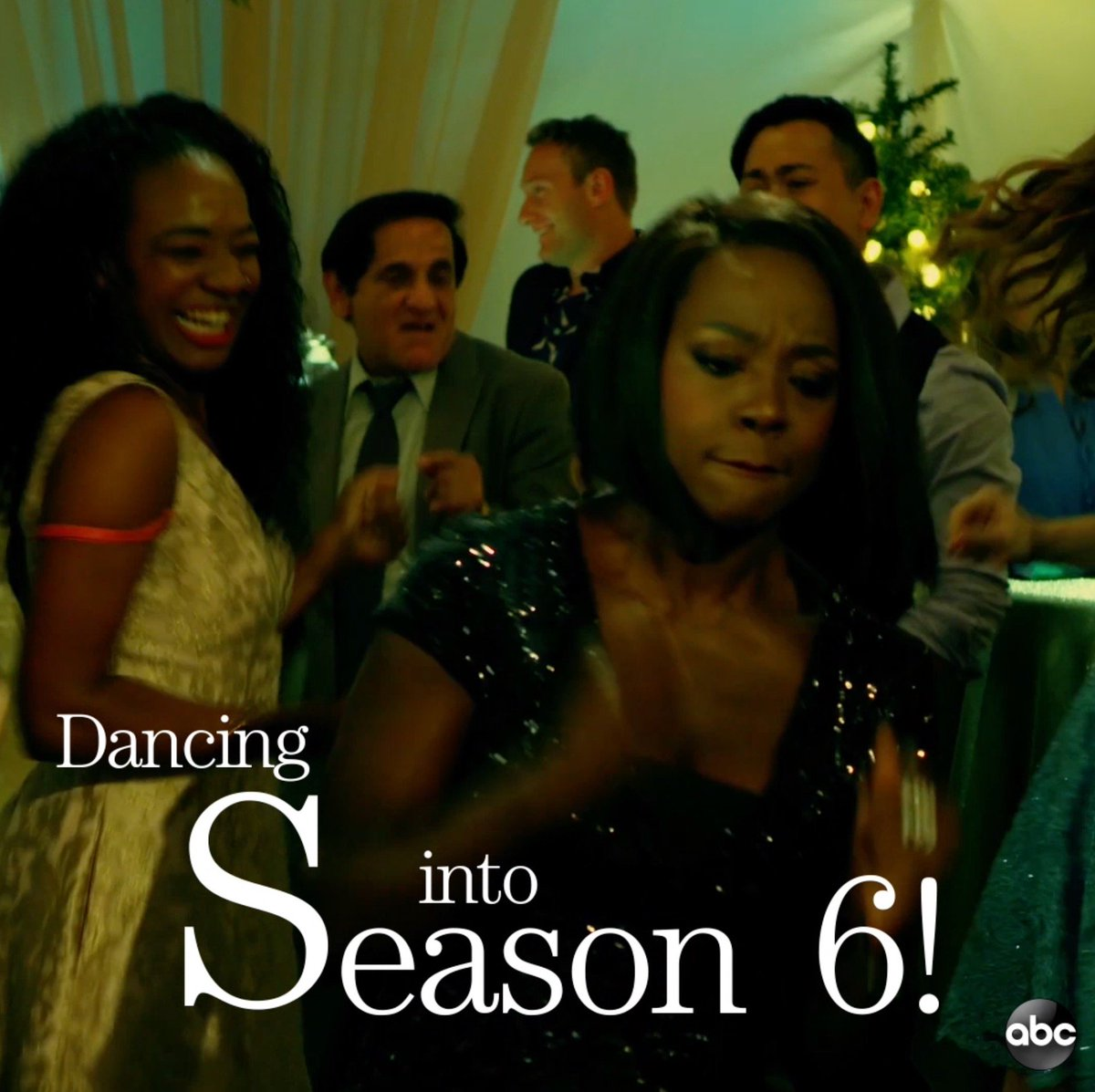 🎉 Here's reason to celebrate. #HTGAWM will be back for Season 6!🎉