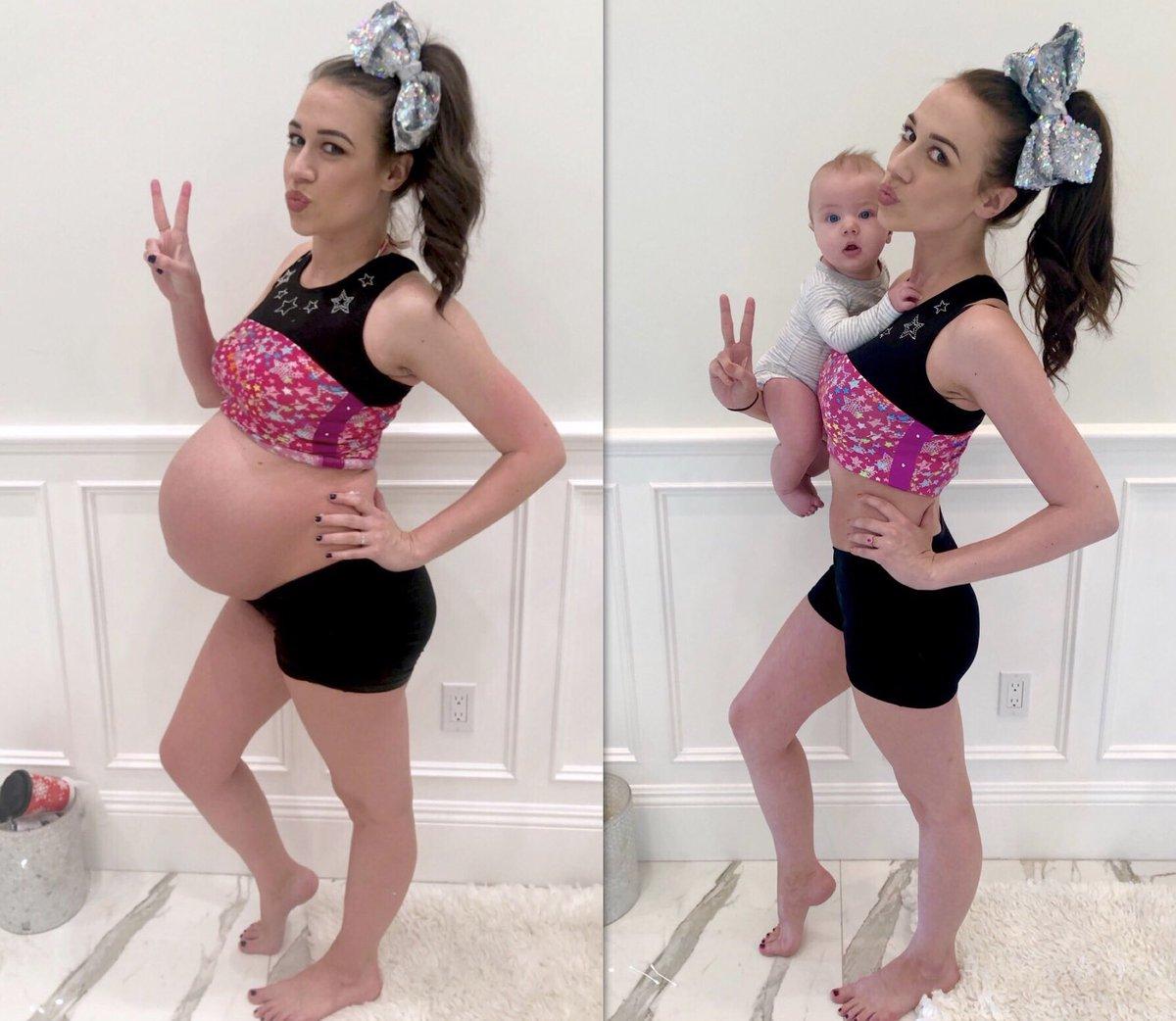 jojo pregnant