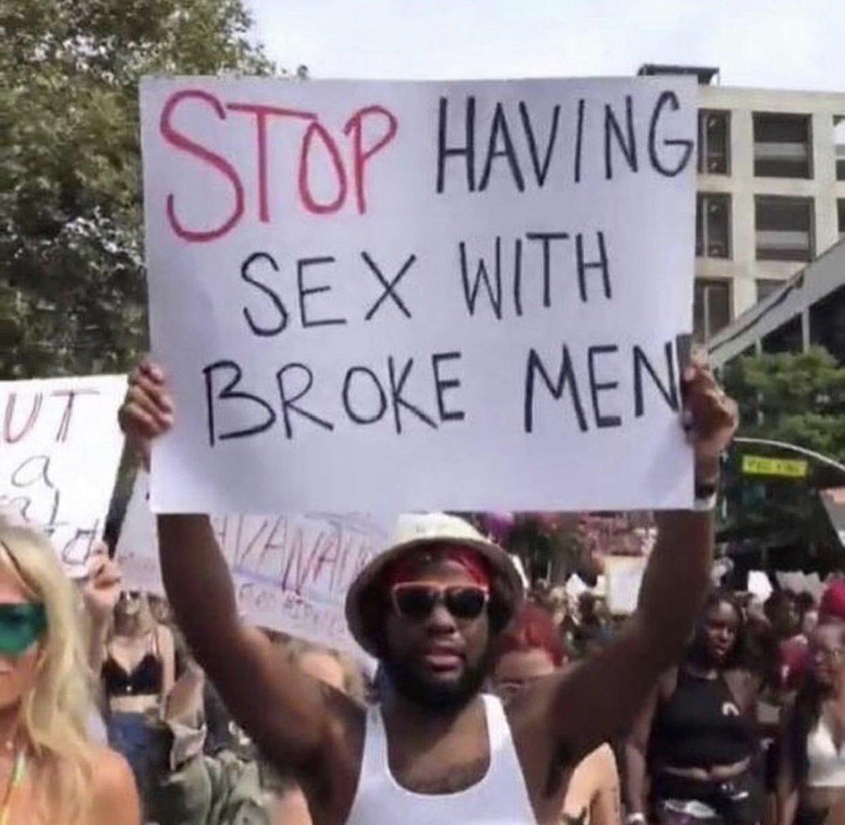 Having sex stop