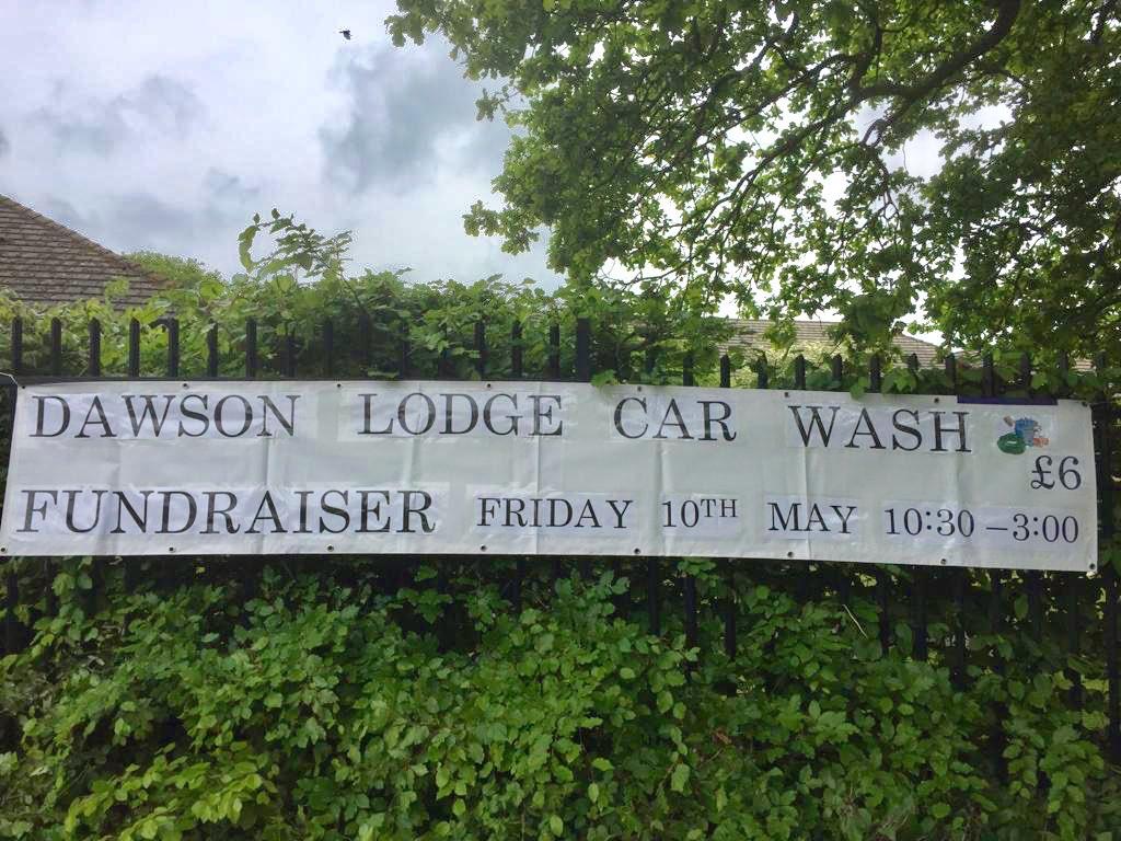 Dawson Lodge Twitter post