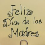Image for the Tweet beginning: Feliz día de la madre
