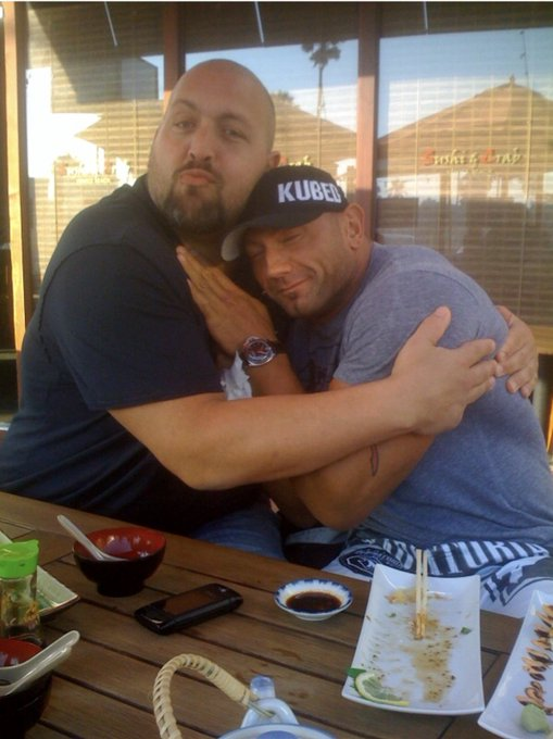 The Big Show Paul Wight Twitter Photos On Twiends