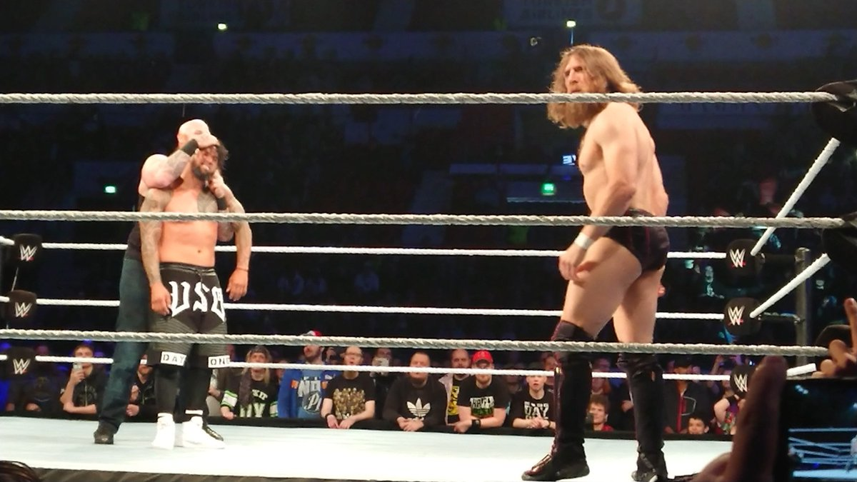 WWE Live Event Results From Helsinki (5/10): The New Day Double Duty, Daniel Bryan And Rowan Defend