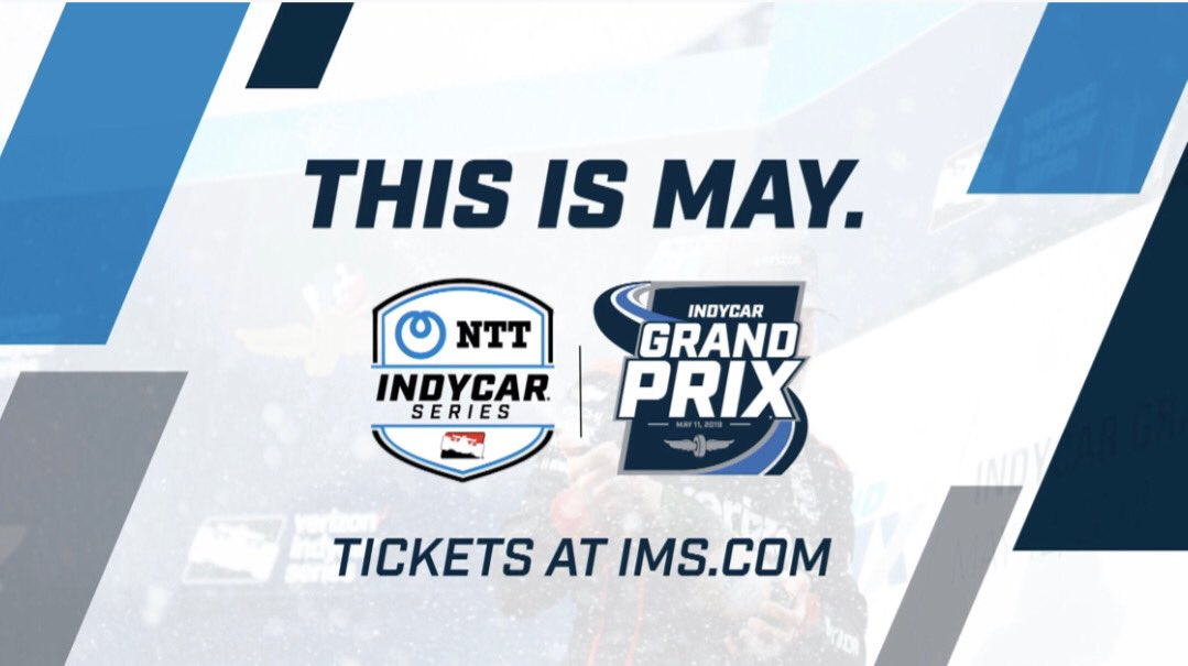 9 rights and 5 lefts mark the return of @Indycar to the Racing Capital of the World. Theres no place to be but the #INDYCARGP this weekend! 🎟️🎟️🎟️ >> bit.ly/2V84Z2M #ThisIsMay // #CH88 // #INDYCAR