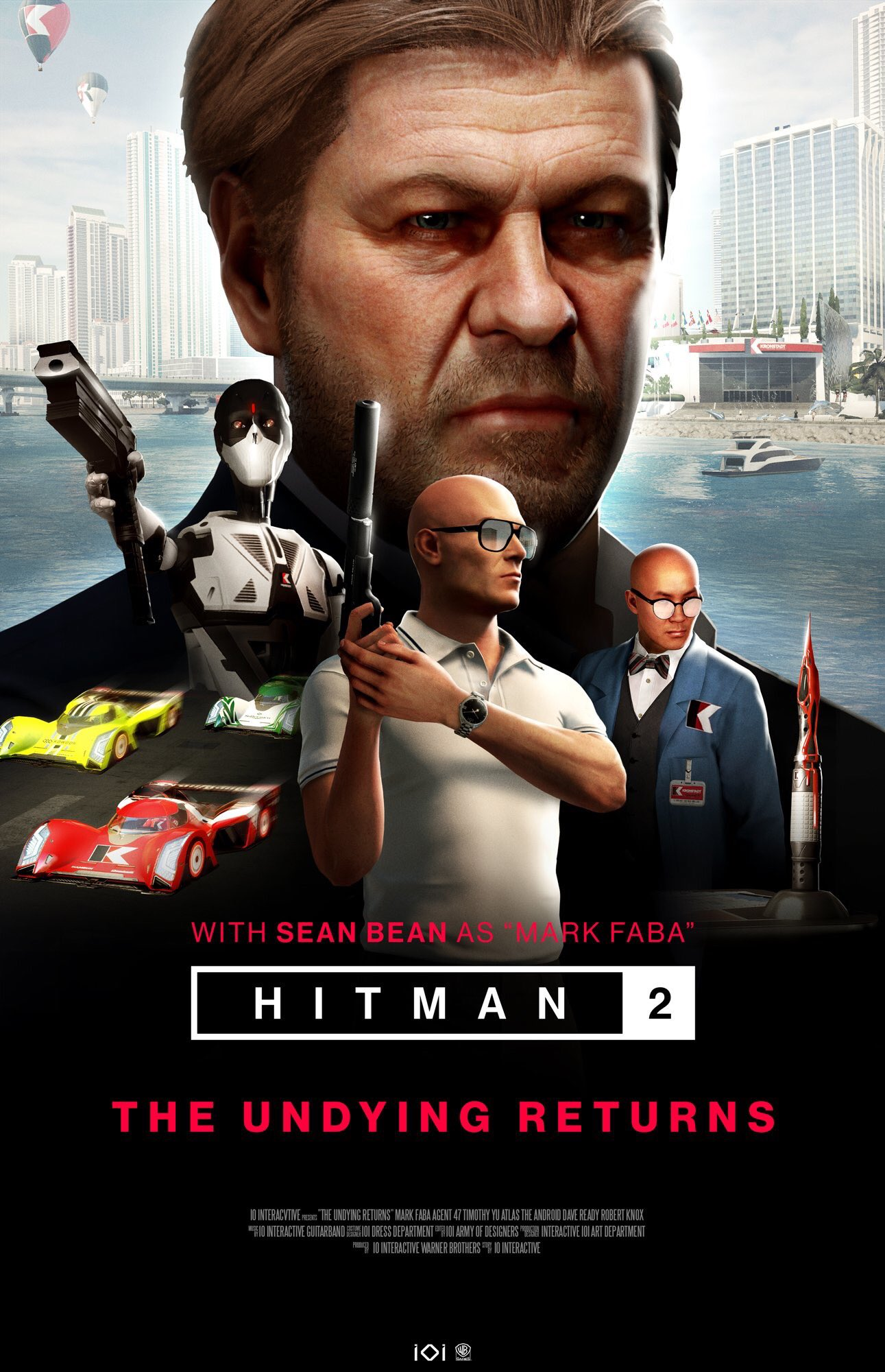 Hitman 2 On Twitter Mark Faba Will Be In Miami For Another 23