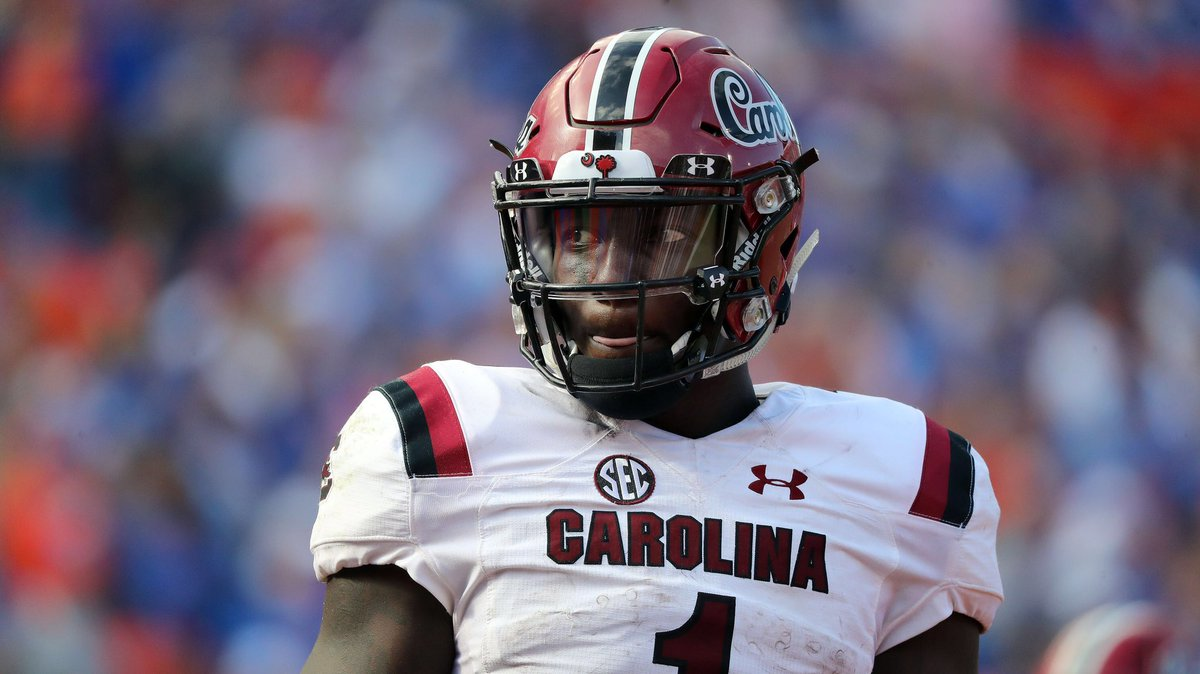 Blessed to receive an offer from the university of South Carolina! #SpursUp #WeCocky🐔
