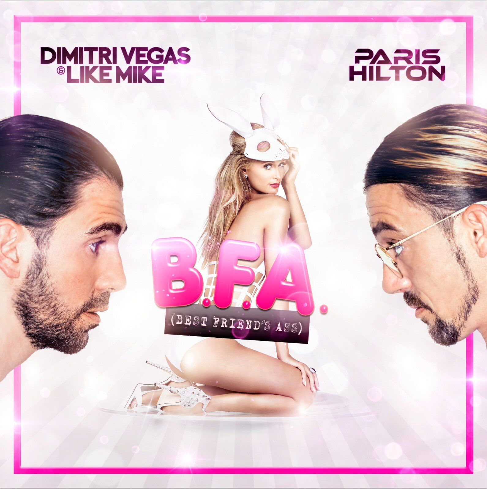 B.F.A. by DVLM and Paris Hilton