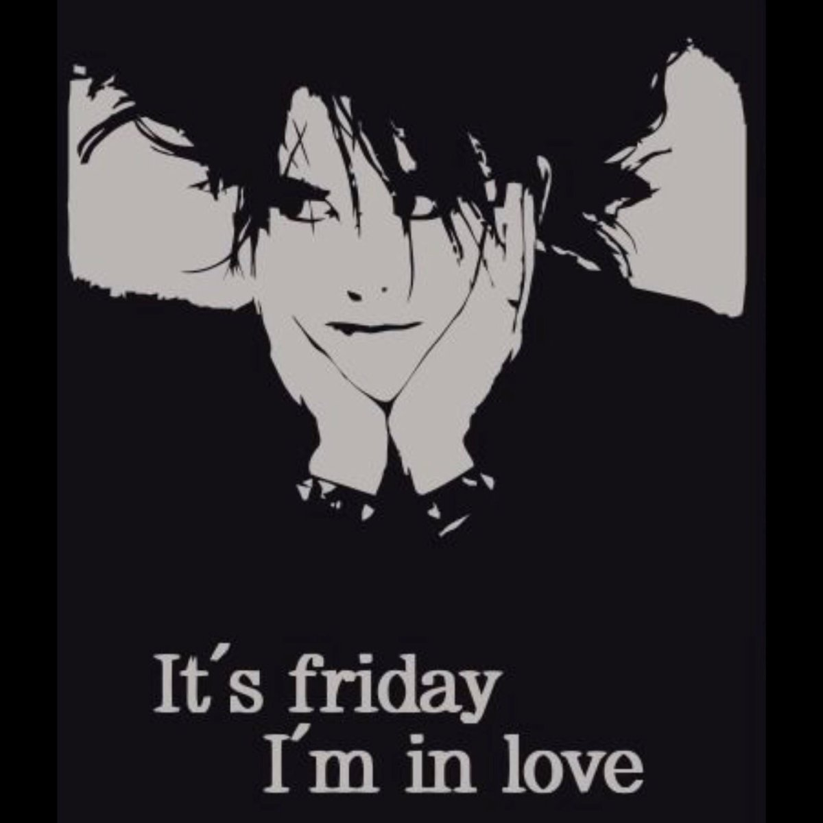 the cure friday im in love mp3 - HD 1200×1200