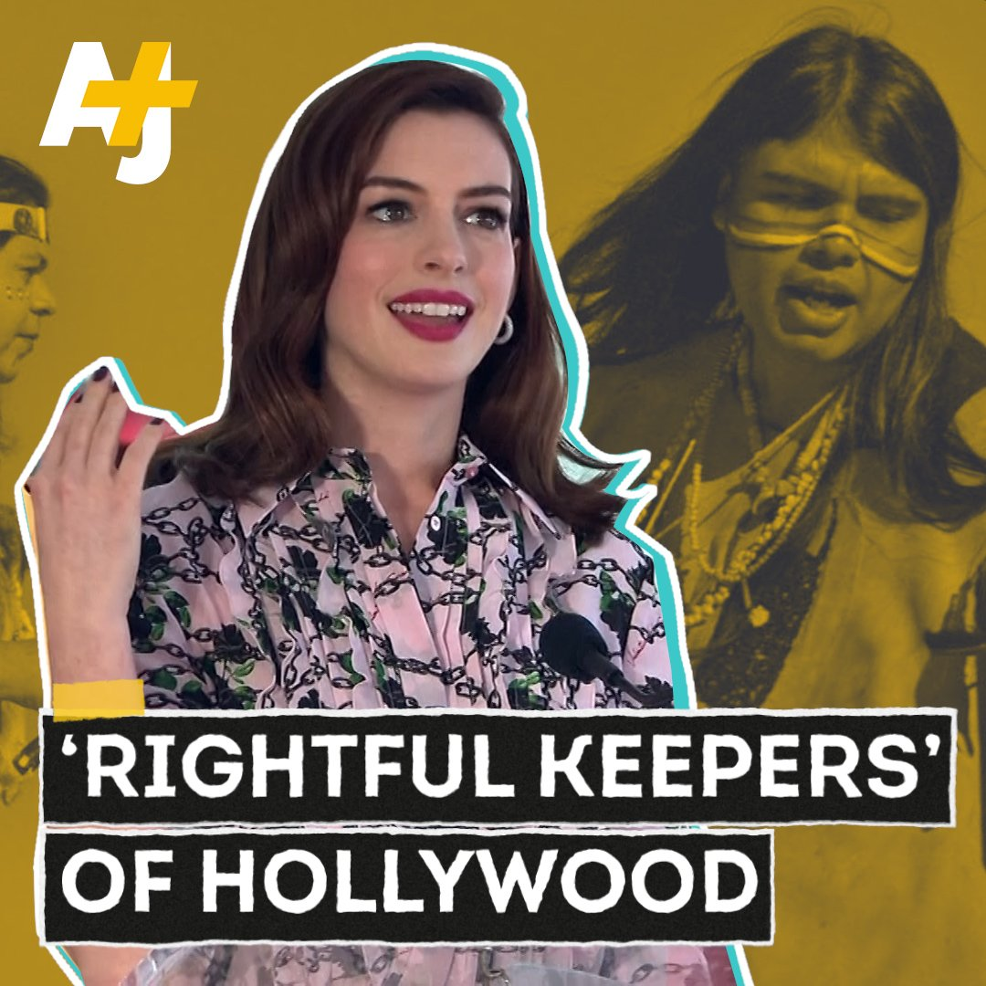 Anne Hathaway Speech: Anne Hathaway: Anne Hathaway Used Her Hollywood Star