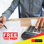 FREE TAX PREP Promotion!  Connect with us today: https://t.co/bmKR8fbsc9