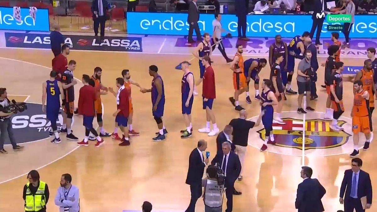 Basket en Movistar+'s photo on Pesic