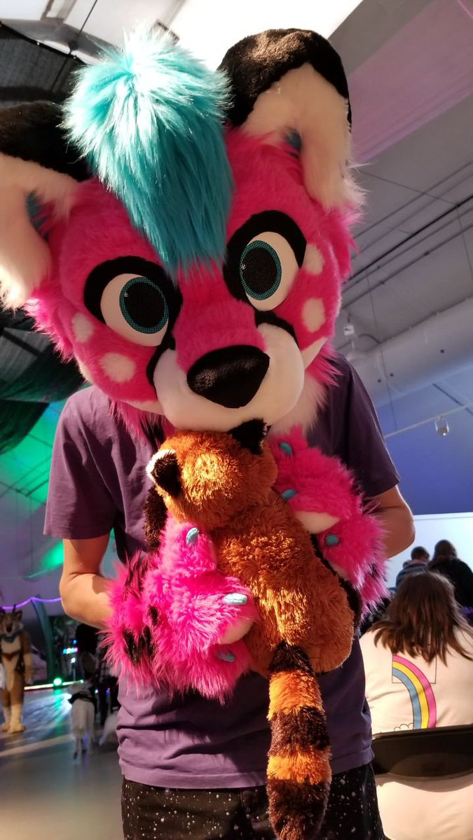 mew's photo on #FursuitFriday