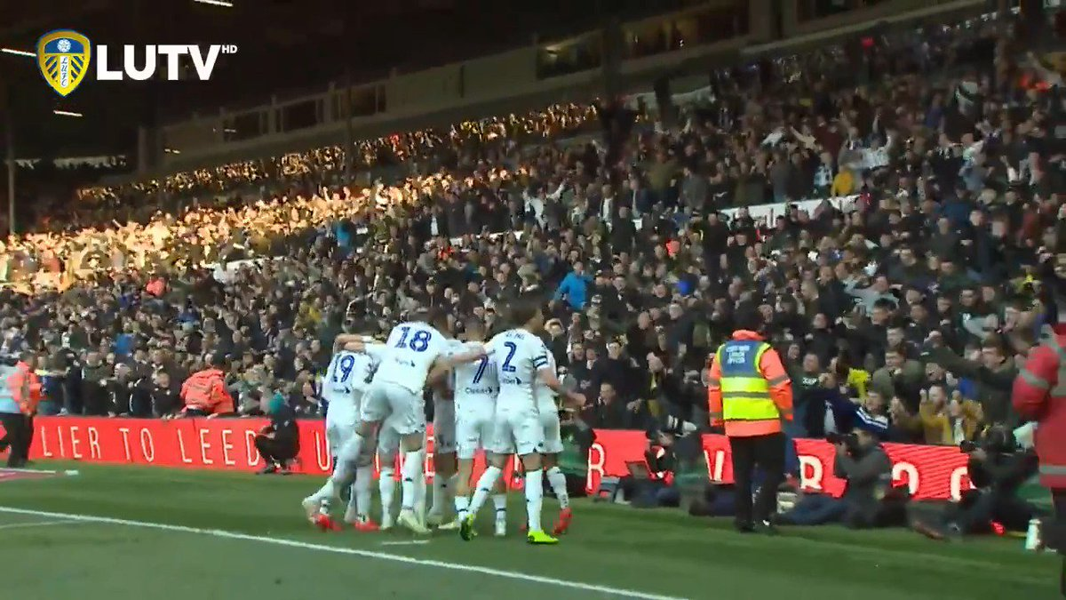 This is it #LUFC! 👊 We march on!