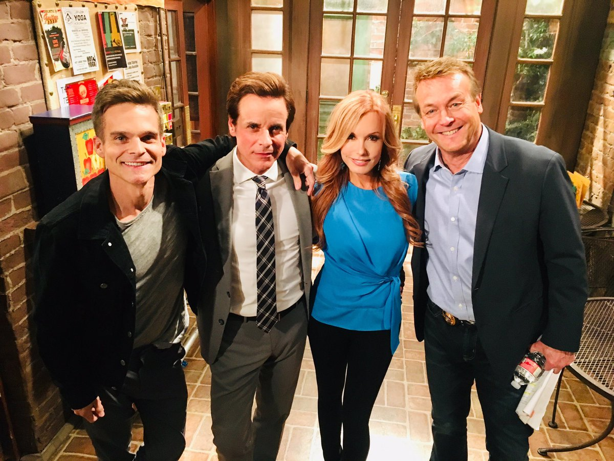 Adam, Chelsea, Kevin, Paul. Are there any other Y&R returns you'd like to see happen?