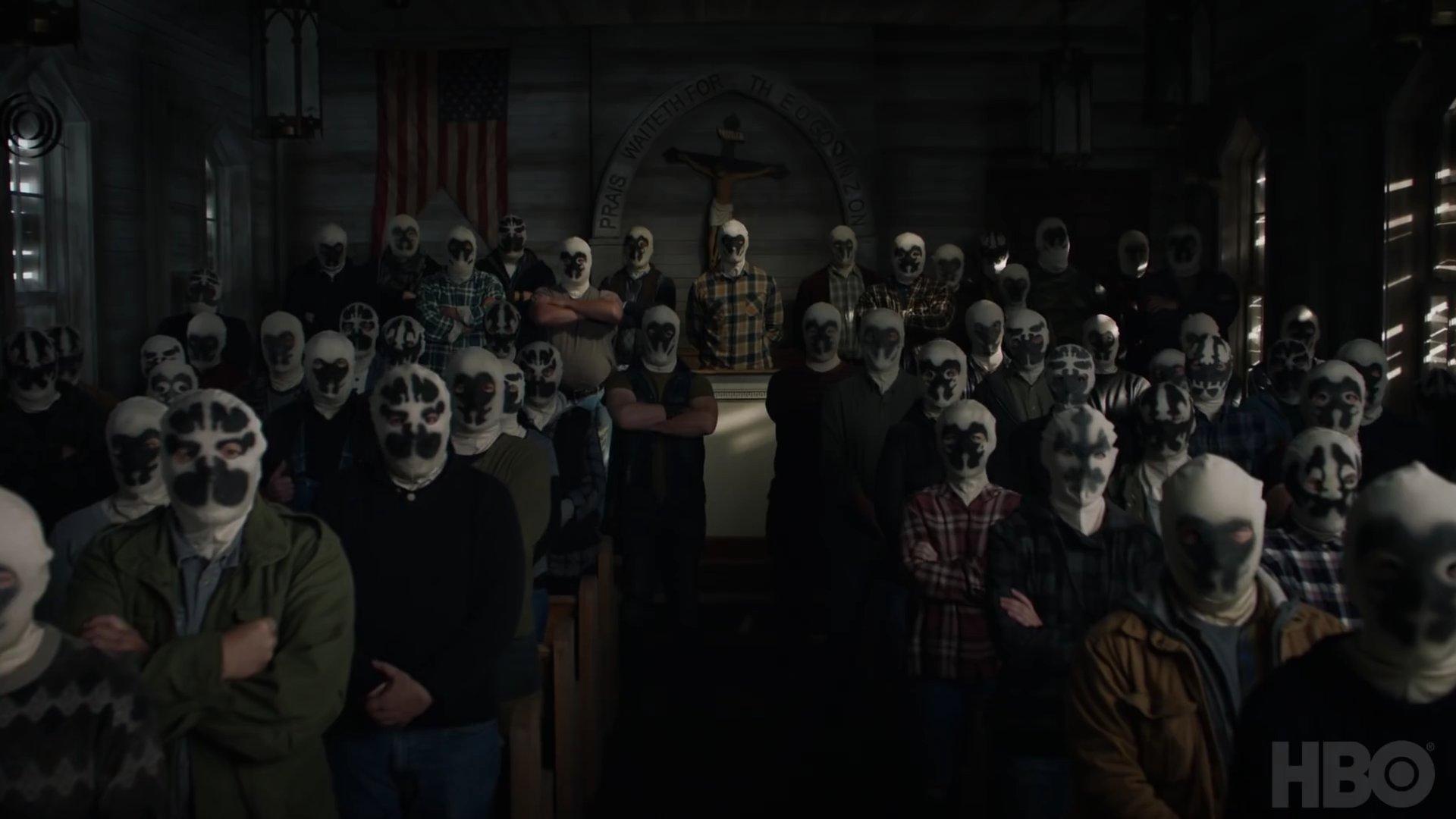 watchmen tv series - HD1710×900