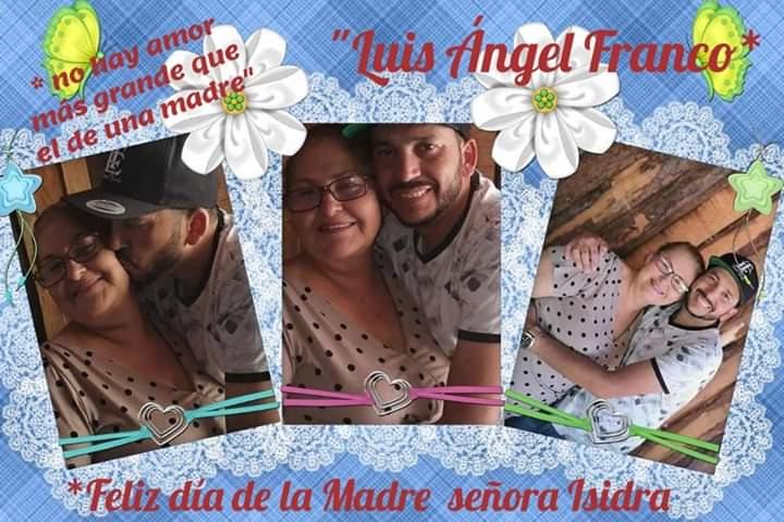 EL AMOR DE MADRE ES EL IMPULSO  QUE LE PERMITE AL SER HUMANO LLEGAR A LO IMPOSIBLE!!!🙏🙏   Un abrazo muy grande a la señora Isidra de parte de una fiel admiradora de ese ser humano tan maravilloso Que tiene como hijo 🌹 Luis Angel Franco💖 #NenaBarrera Al 💯 con @flacorecoditos