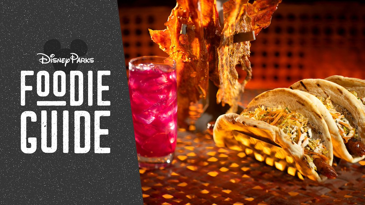 Our official Foodie Guide to #StarWars: #GalaxysEdge is here! Check out the incredible menus coming to the Disneyland and Walt Disney World Resorts: https://bit.ly/2LCalU1