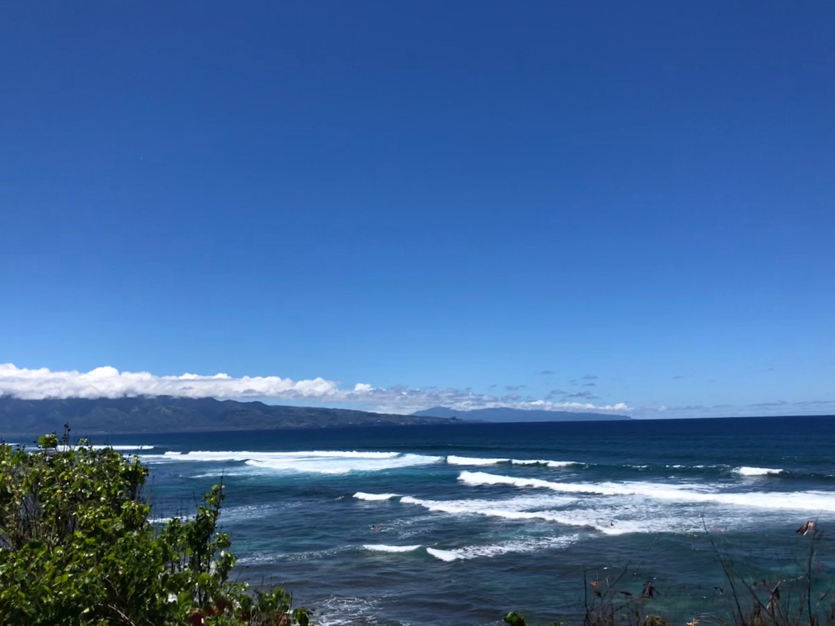 test Twitter Media - Northshore looking clear and beautiful. #cmweather #Maui #ocean #blueskies #Mauinokaoi https://t.co/KD6pKgjaHp