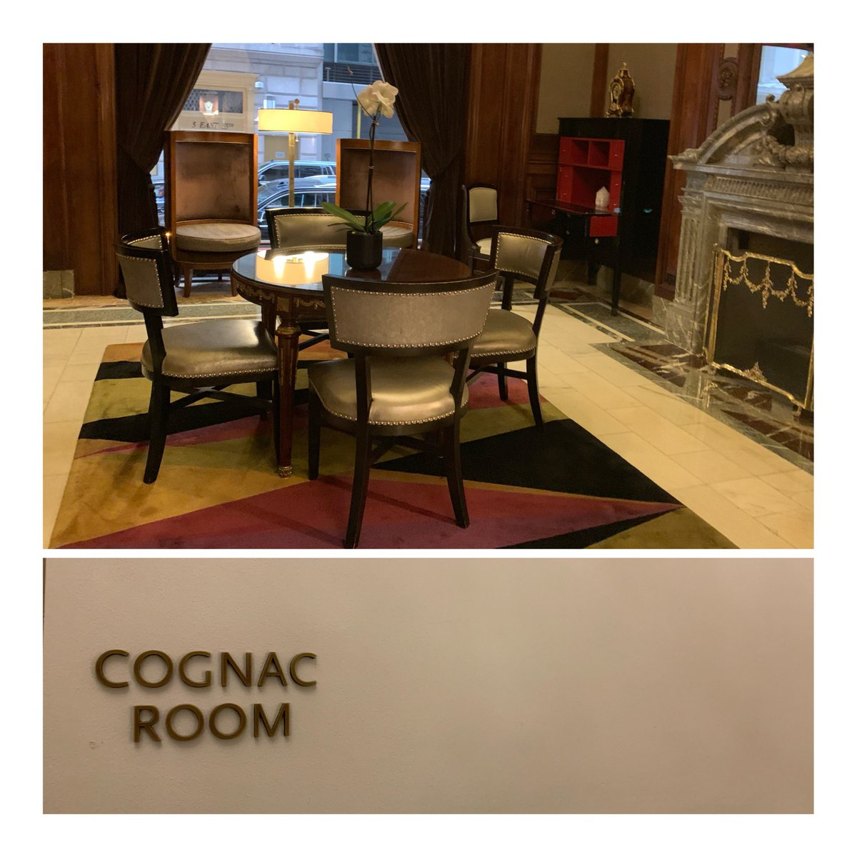 Calling all cognac lovers.... when in #nyc visit @stregisnewyork #cognacroom #stregis #goldenera #midtown #midtownnyc  #newyorkinstagram #historic #5thavebuzz #saks5thave #glamorous #makeareservation #nyc #ny #travelnyc #travelgram #travel #cognac #cognaclover #cognaclifepic.twitter.com/ANlBlNjXjM