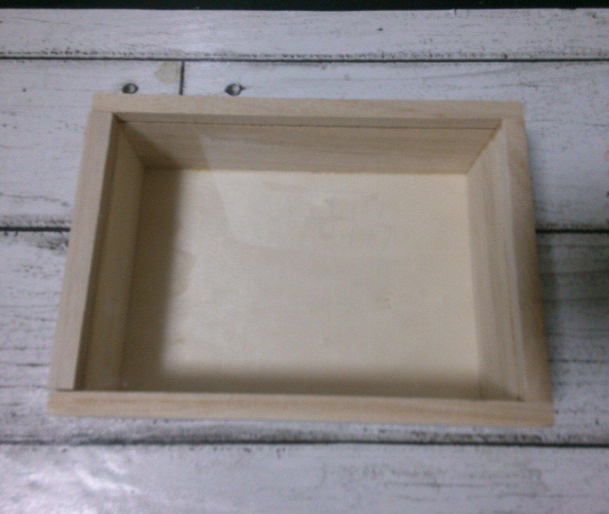 test ツイッターメディア - キャンドゥにあった木製ディスプレイボックス!夜更かしして作ろう。  #キャンドゥ #Can★Do #木製ディスプレイボックス https://t.co/peJBHhPpWe