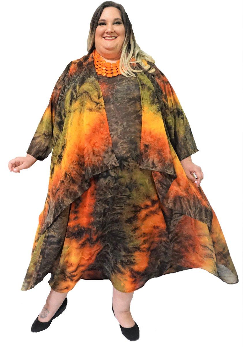 833e5523126 An effortless  PLussizeMaxi dress you ll reach for often.  BBW   Bigbeautifulwomen  plussizefashion  plussize  supersizewomen   supersizeclothing ...