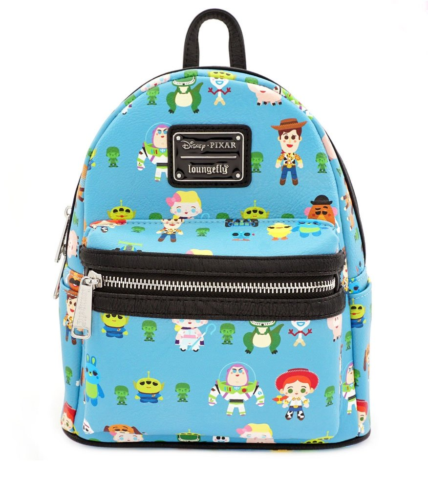 RT & follow @OriginalFunko for the chance to win this #ToyStory @Loungefly mini backpack! #ToyStory4