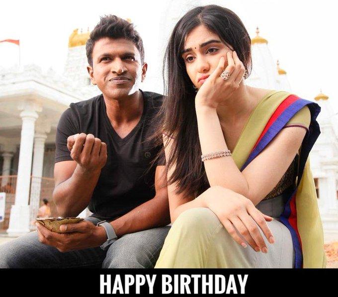 Wishing a Happy birthday