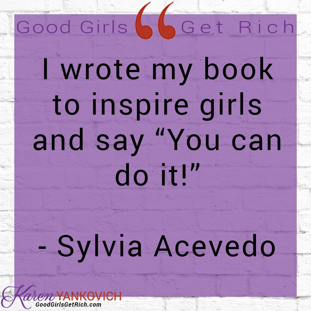 Girl power is rising! 60% of the women who are recently elected are girl scouts. Listen to the podcast #GoodGirlsGetRich to learn more with @SylviaAcevedo. #girlscouts Take a listen here: https://www.karenyankovich.com/059