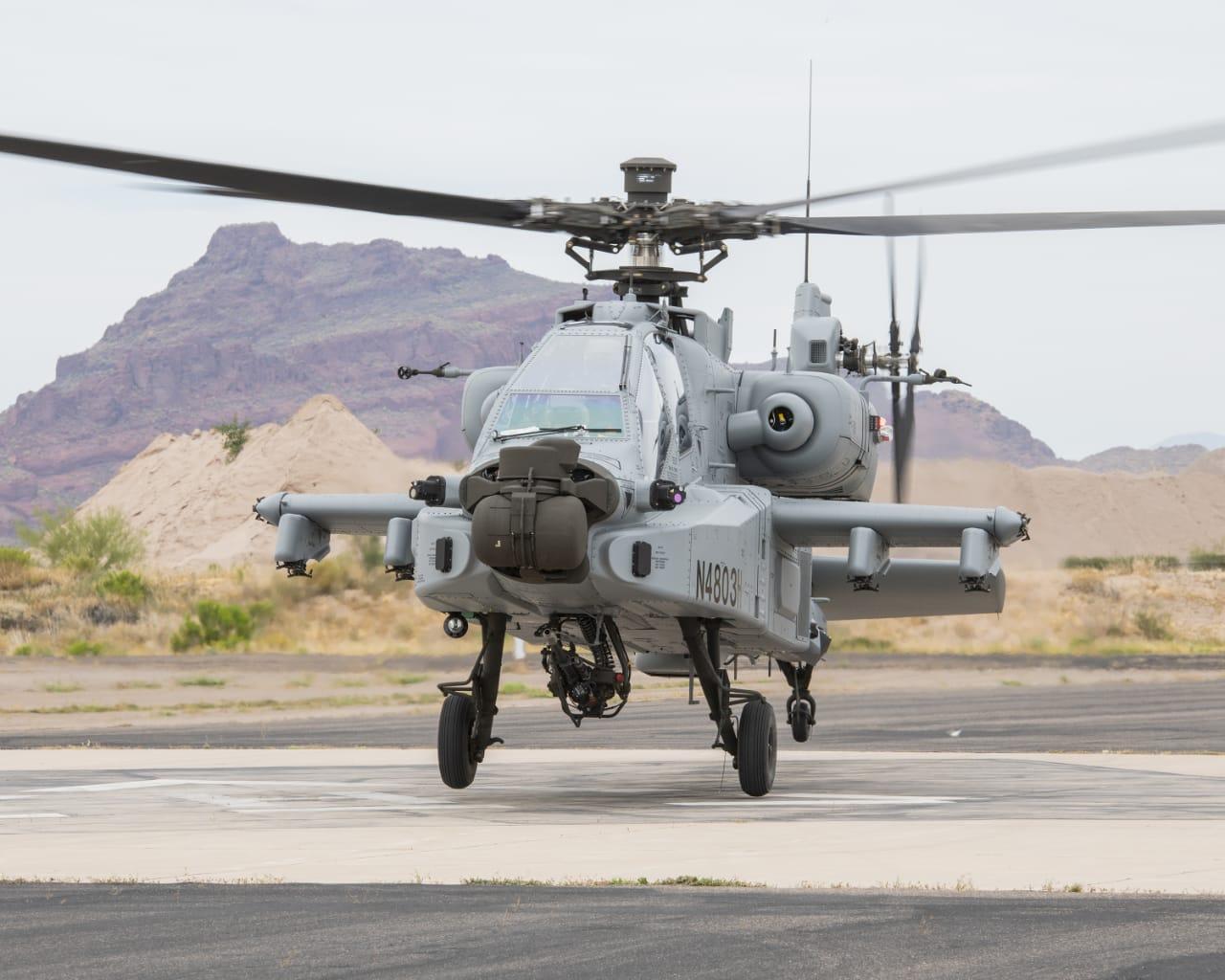 IAF-Apache