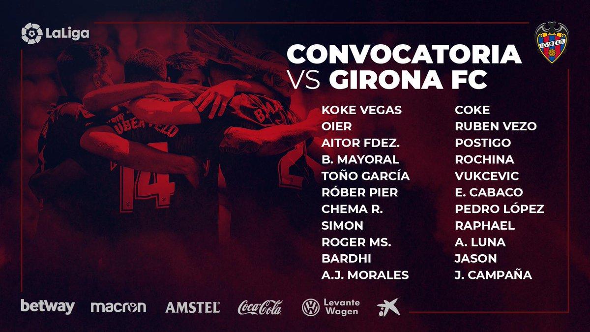 D6R0a3KWsAAYOT0 Paco lópez se lleva 22 jugadores a Girona - Comunio-Biwenger