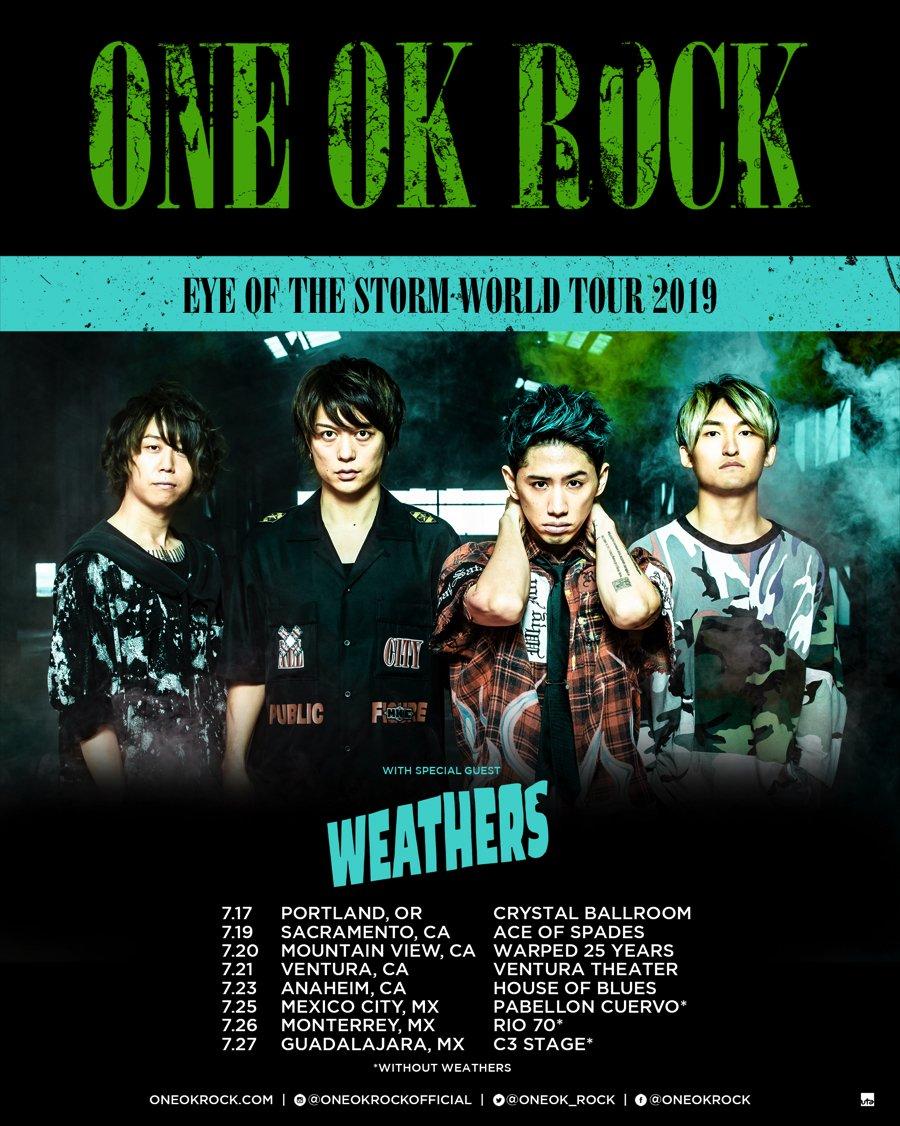 f6dcd3c2c3c1 ONE OK ROCK official ( ONEOKROCK japan)
