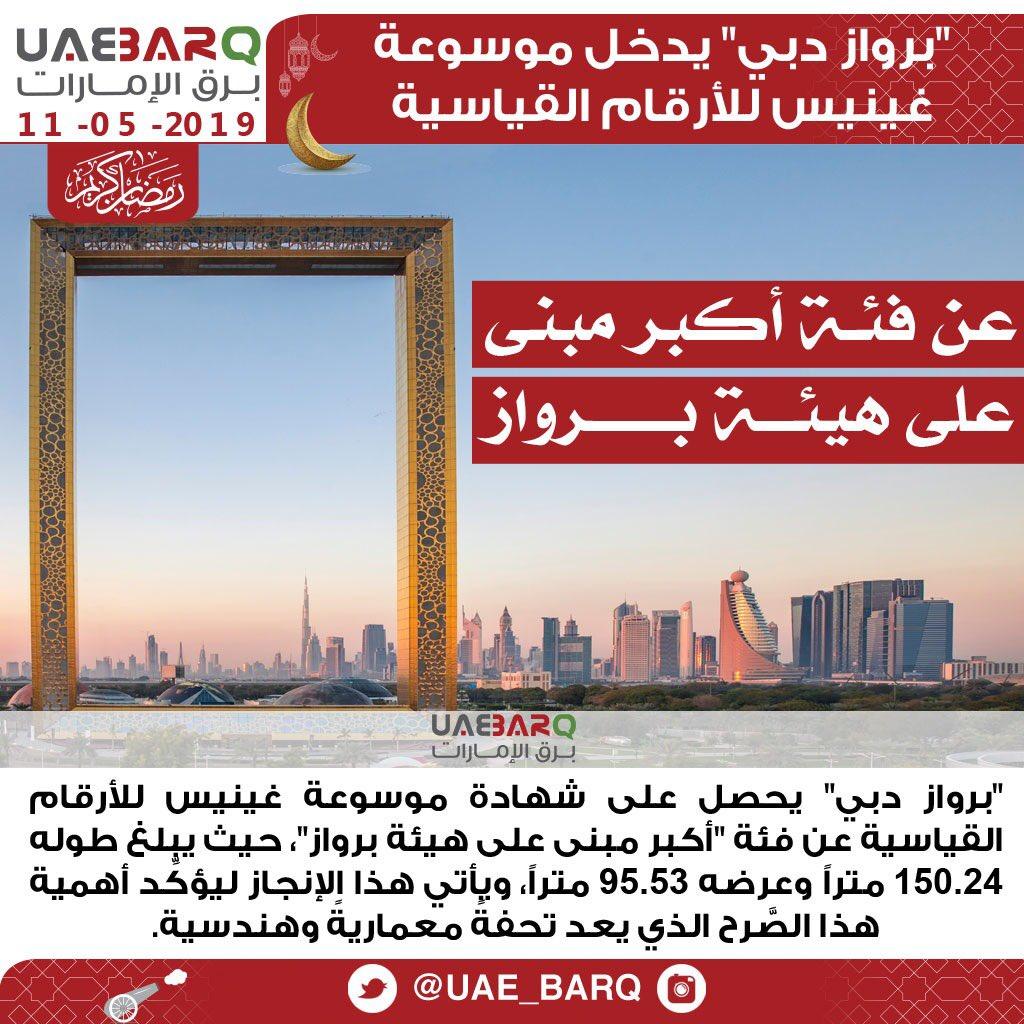 eb2ea0920 برواز_دبي، غينيس، الأرقام القياسية | Baaz