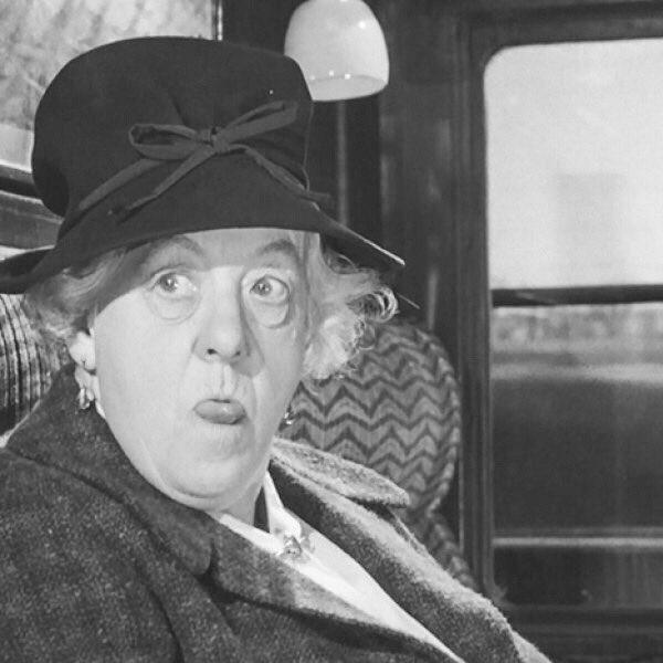 margaret rutherford miss marple