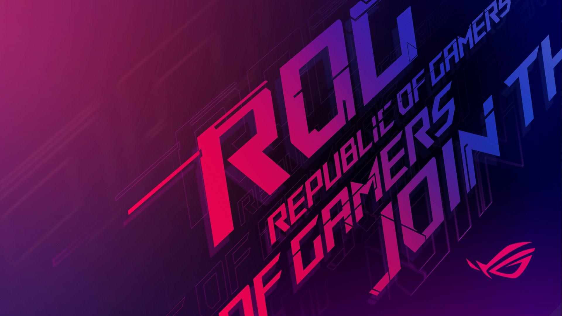 Veda Aco Free Wallpaper Asus Rog Republic Of Gamers Wallpaper
