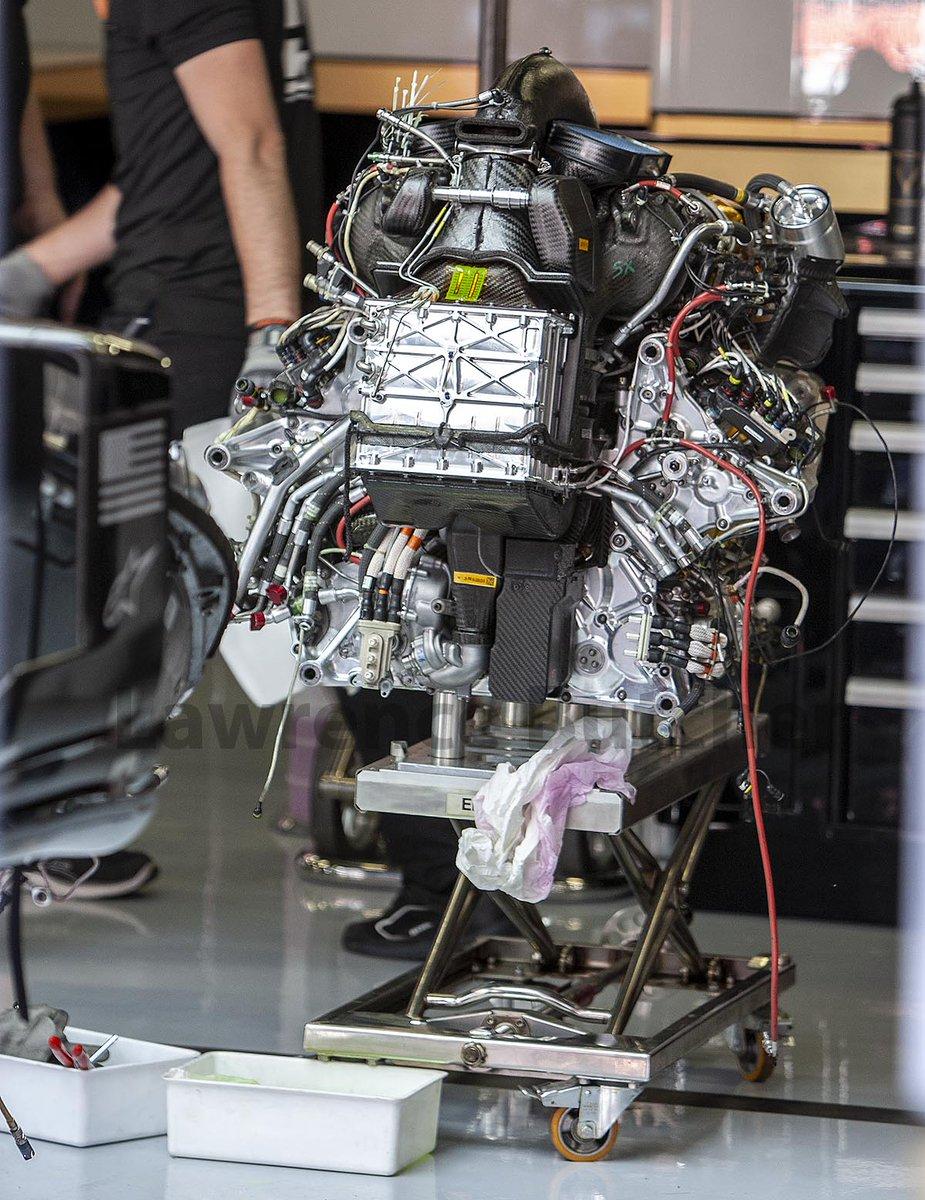 Ta nov podobljen Ferrari Barca PU 2019 Podobni layaout kot so ga poizkusili v 2016 Za vec obiscite F1T