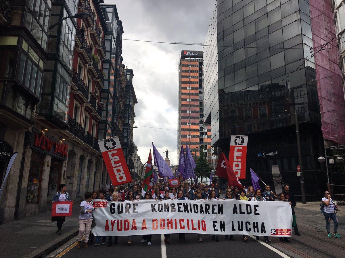 SAD BORROKAN! @CCOO_CS_EU #CCOOAurrerantz
