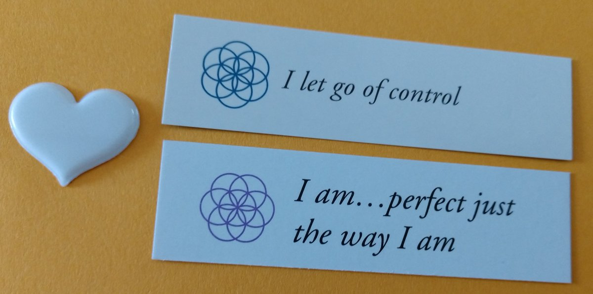 test Twitter Media - Today's Positive Thoughts: I let go of control and I am...perfect just the way I am. #affirmation https://t.co/fdso3gyWR3