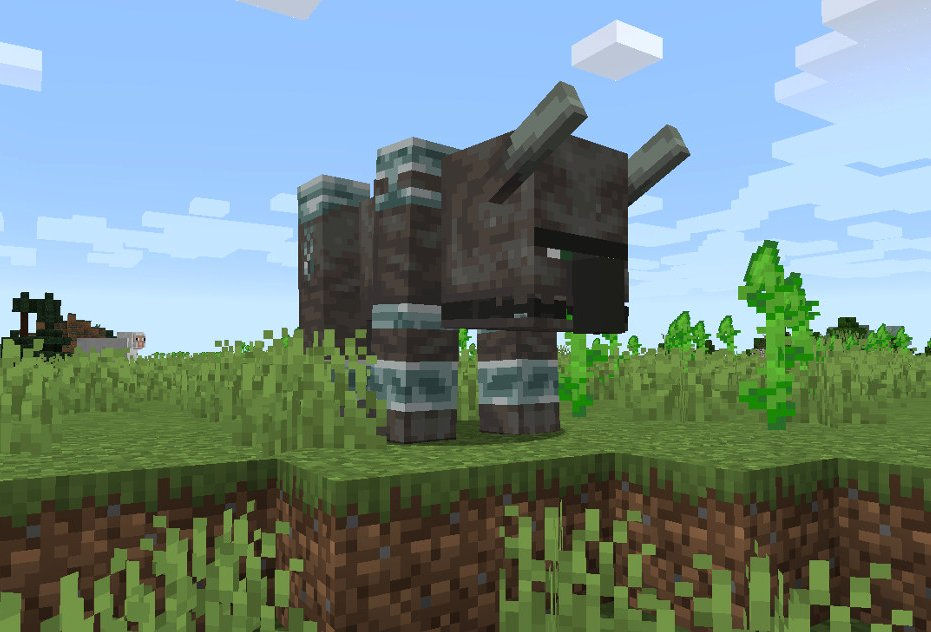 Minecraft On Twitter Quot The Hard Hitting Ravager Is One