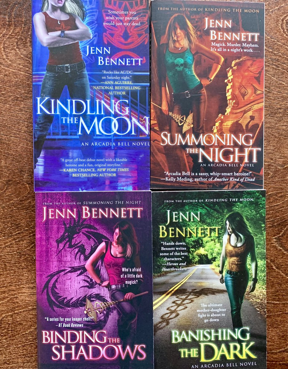 Kindling the Moon (The Arcadia Bell, Book 1)