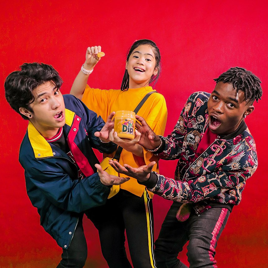 Dip 🎶 by Ranz and Niana Ft. Lavaado Out now! ⤵️ fanlink.to/Dip