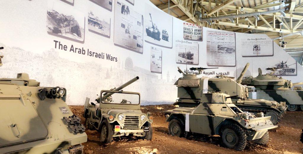 ملك الاردن يفتتح متحف الدبابات الملكي في عمان - صفحة 2 D6SPxdQWwAAIUkq