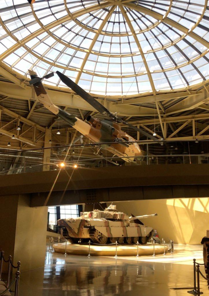 ملك الاردن يفتتح متحف الدبابات الملكي في عمان - صفحة 2 D6SPxdRX4AUWFps