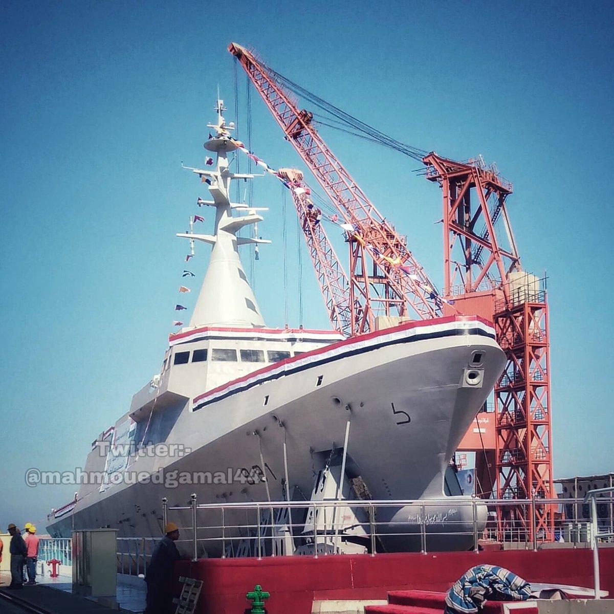 كورفيتات Gowind 2500 لصالح البحرية المصرية  - صفحة 3 D6STeKSXkAEJkT2