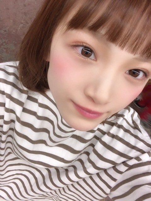 太野彩香「前髪いい感じになりましたわお!!」
